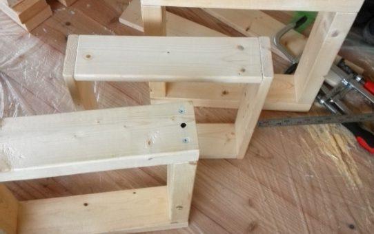 【セルフビルド・DIY入門講座】 Vol.2 基礎編 No.4 フレキシブルBOXの作り方。フレームを組み立てよう!