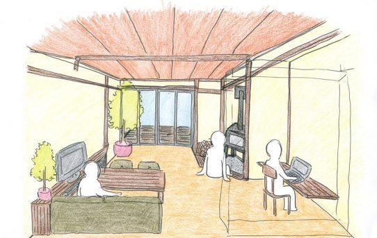 空き家活用リノベーション、妄想プラン?はじめました。