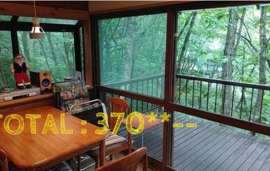 軽井沢の森でシンプルに暮らす二人の家【空き家活用妄想PLAN18】
