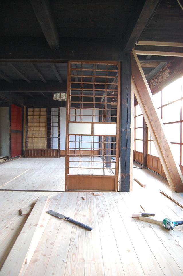 セルフリノベで古い家が新しい家になる魔法