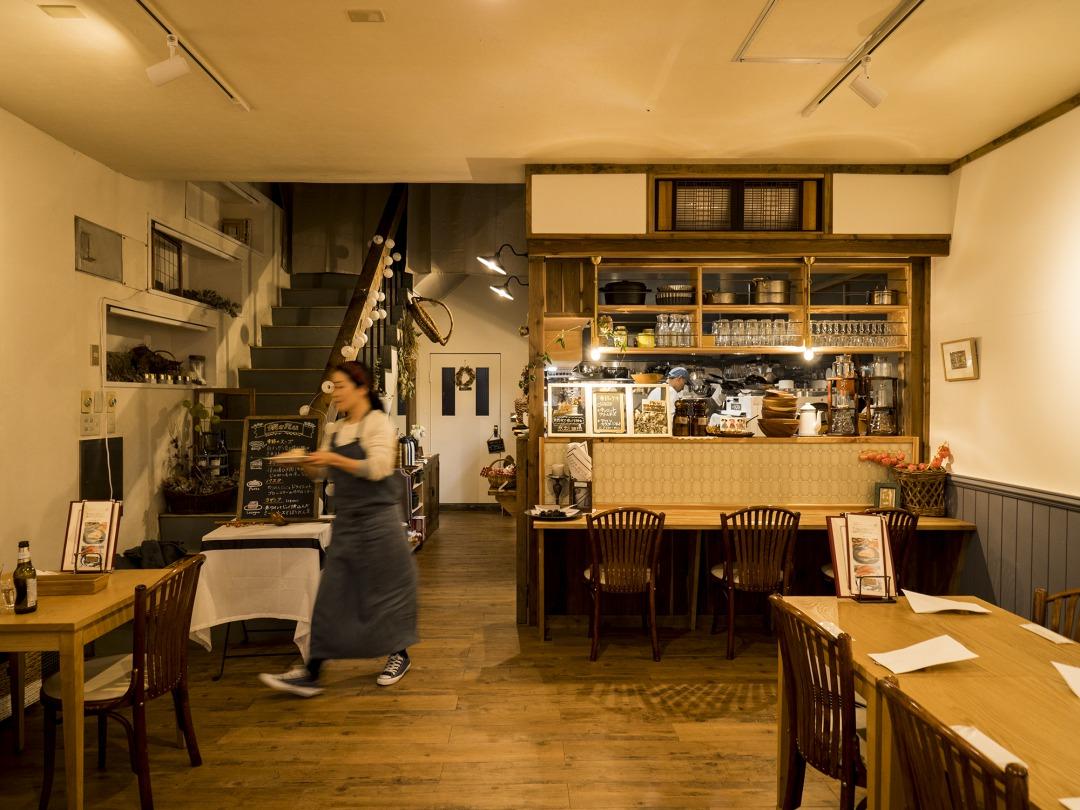 上田市のキッシュと欧風料理のPanier Restaurant(パニエ レストラン)