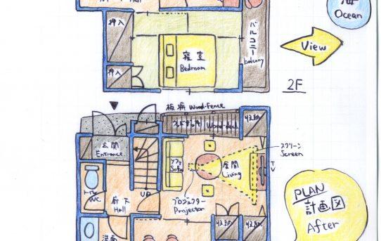 (売れちゃったようです)13年前の僕に紹介してあげたい海まで150mの家【空き家活用妄想PLAN23】
