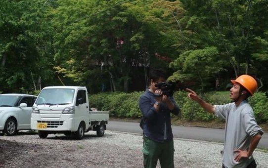 【メディア掲載:日本テレビ様】日本テレビさんにTV取材をしていただきました。