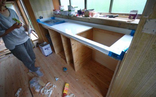 枠と型に囚われず。自分で考えたキッチンを、自分で作る。