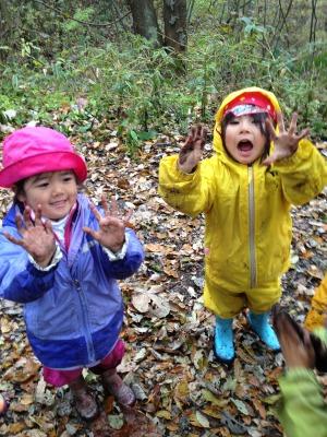 森で学ぶ、森から学ぶ