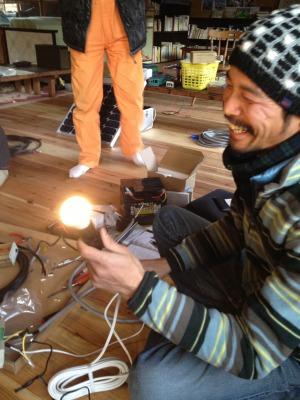 太陽光発電を自分でつくる!